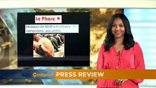 Revoir la revue de presse du 11-08-2017 [The Morning Call]