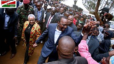 Kenya: incumbent Uhuru Kenyatta declared victor  of general election