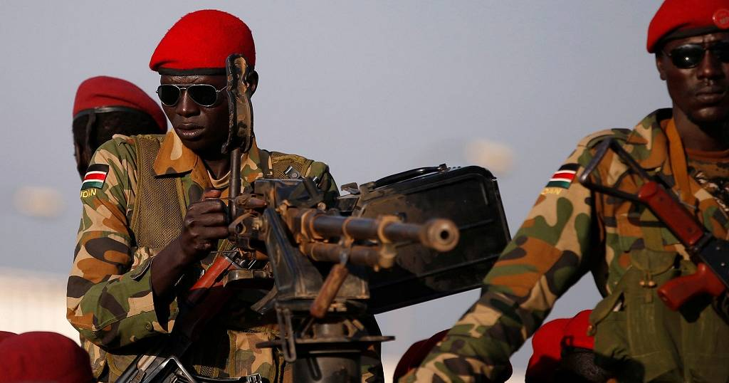 Heavy fighting erupts in South Sudan near Ethiopian border