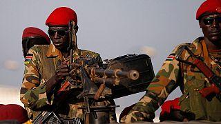Heavy fighting erupts in South Sudan near Ethiopian border