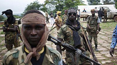 La prolifération des groupes armes en RCA inquiète