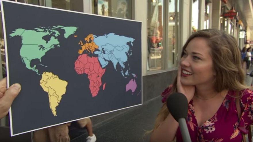 Amerikalılar Kuzey Kore'nin nerede olduğunu bilmiyor