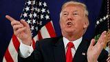 ترامپ: اگر کره شمالی بیاحتیاطی کند ارتش آمریکا آماده است