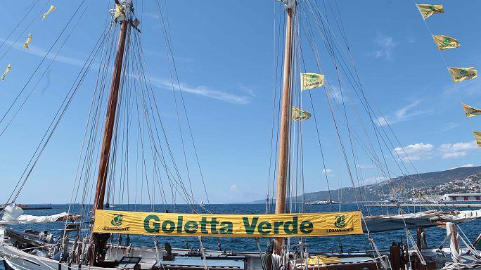 Goletta verde: grave stato coste italiane