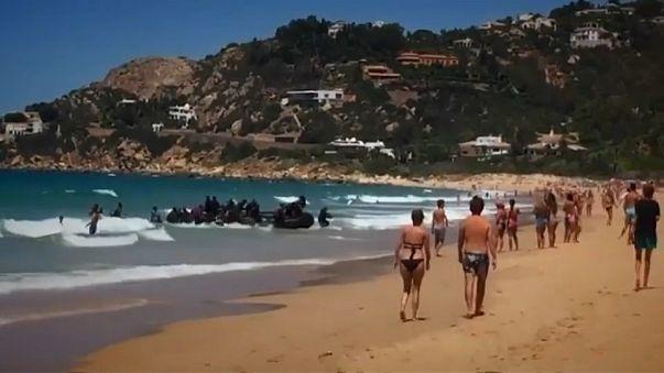Migranti: in Spagna arrivi triplicati, potrebbe superare Grecia