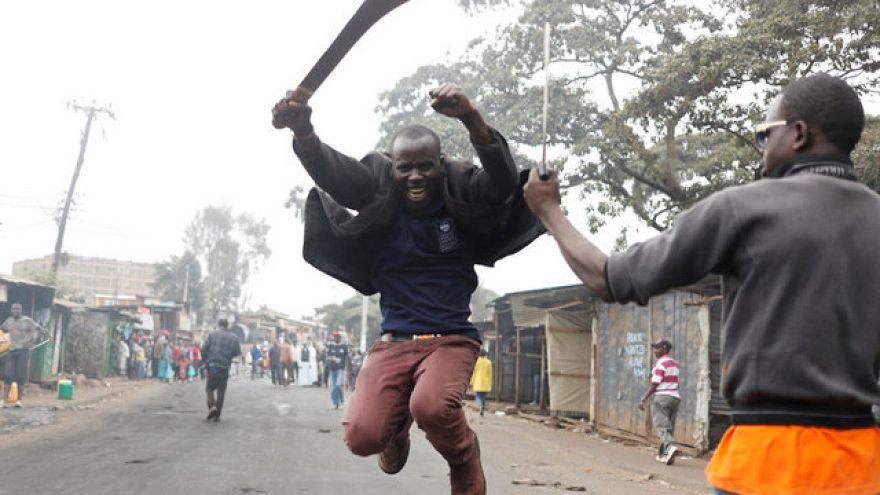 Кения: тревожное ожидание