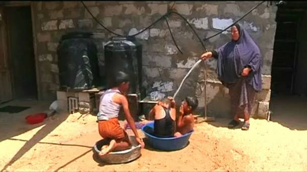 الأمم المتحدة تدعو لإنهاء أزمة غزة وسط حر الصيف القائظ