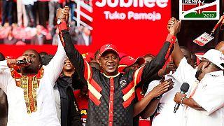 Présidentielle au Kenya : Uhuru Kenyatta déclaré vainqueur avec 54,27 % des voix (résultats définitifs)