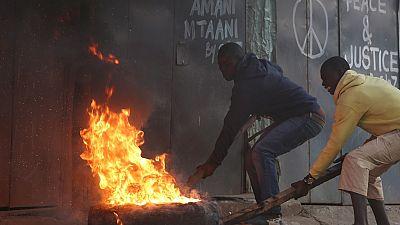 Kenya/présidentielle : scènes de violence dans des fiefs de l'opposition