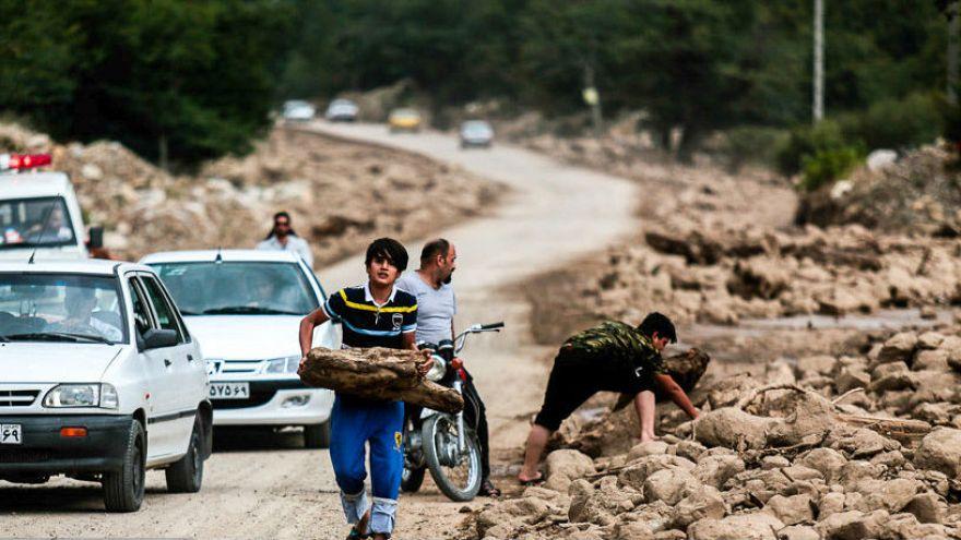 سیل مرگبار در شمال شرقی ایران