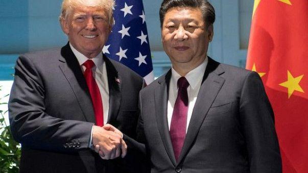 ترامب وشي ملتزمان بنزع السلاح النووي لشبه الجزيرة الكورية