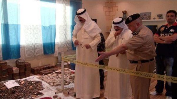 بازداشت ۱۲ نفر در کویت به اتهام جاسوسی برای ایران