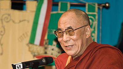 Dalai Lama cancels Botswana visit because of 'exhaustion'