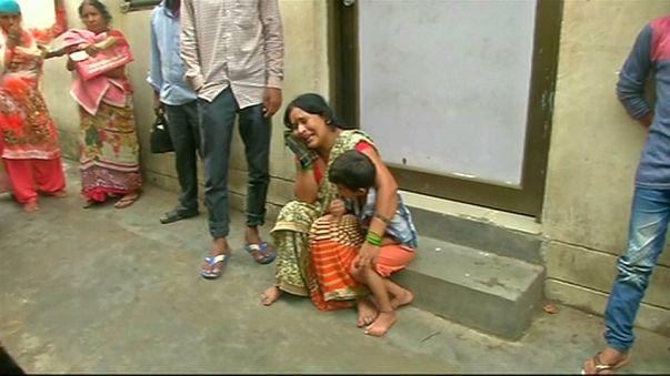 60 csecsemő halt meg egy indiai kórházban