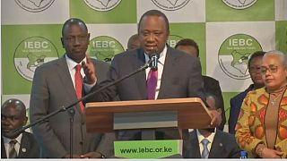 Uhuru Kenyatta reaches out to opposition