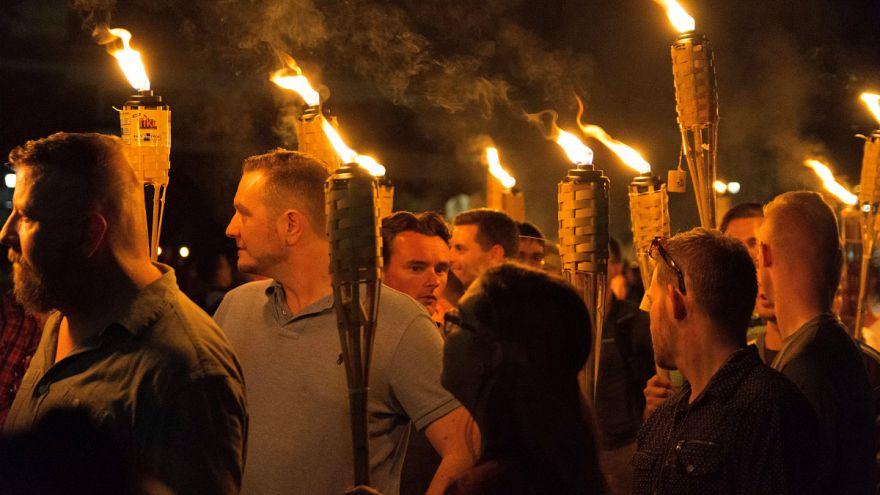 ABD: Beyaz milliyetçiler karşıt grupla çatıştı
