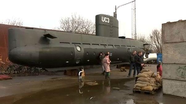 Rejtély a dán tengeralattjáró körül