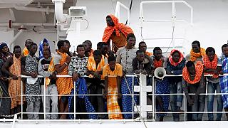 Doctors Without Borders suspends migrant rescues in the Mediterranean