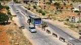 مقتل سبعة متطوعين سوريين بنيران مجهولين في محافظة إدلب