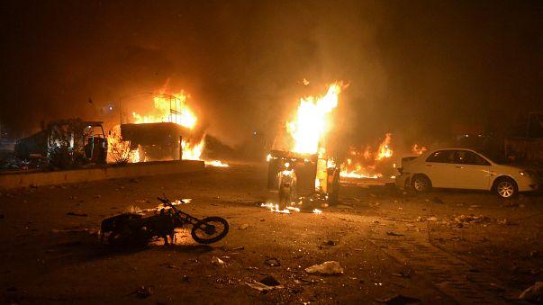 مقتل 15 شخصا إثر انفجار في ولاية بلوشستان في باكستان