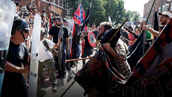 Virginia: arresti e coprifuoco dopo gli scontri di Charlottesville