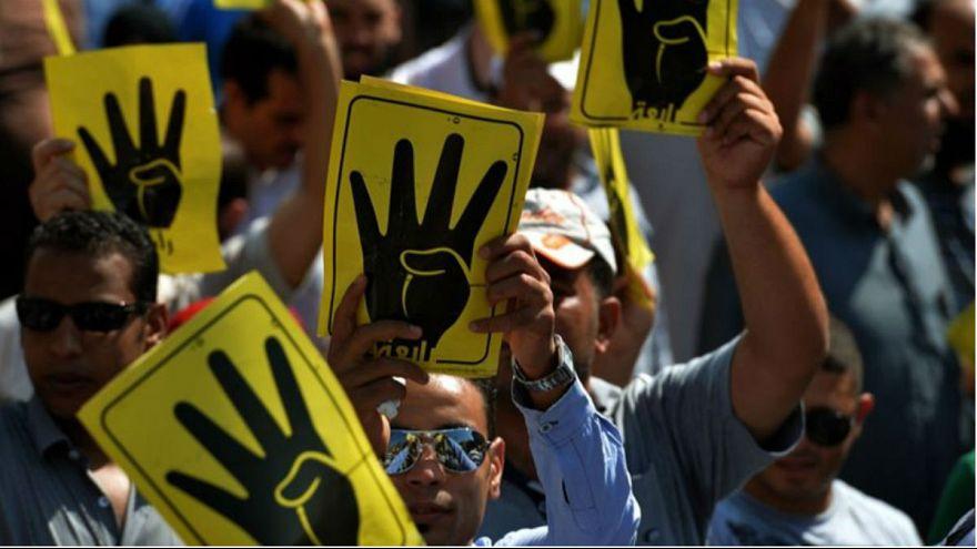 الذكرى الرابعة لفض اعتصام رابعة العدوية وجماعة الإخوان تتمسك بالسلمية