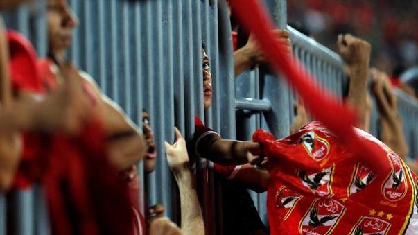 توقيع كشف المنشطات في نهائي كأس مصر لكرة القدم