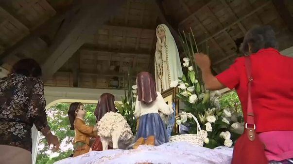 Católicos de Guão rezam pela paz