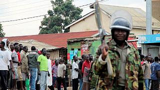 Kenyan government says country is safe despite protests