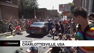 Virginia: arrestato l'uomo dell'attacco in auto contro un corteo di antifascisti