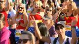 """انطلاق السباق الخيري السنوي """"سيتي تو سيرف"""" في سيدني"""