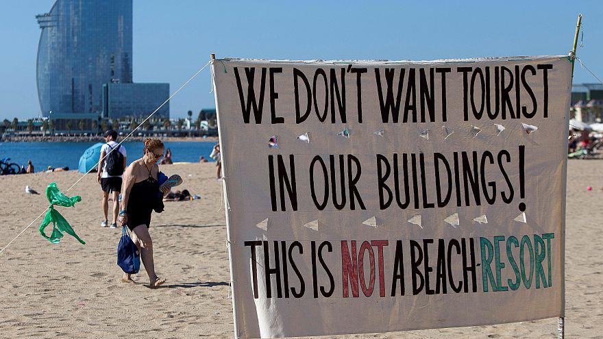 Barcelona: Proteste gegen Touristen