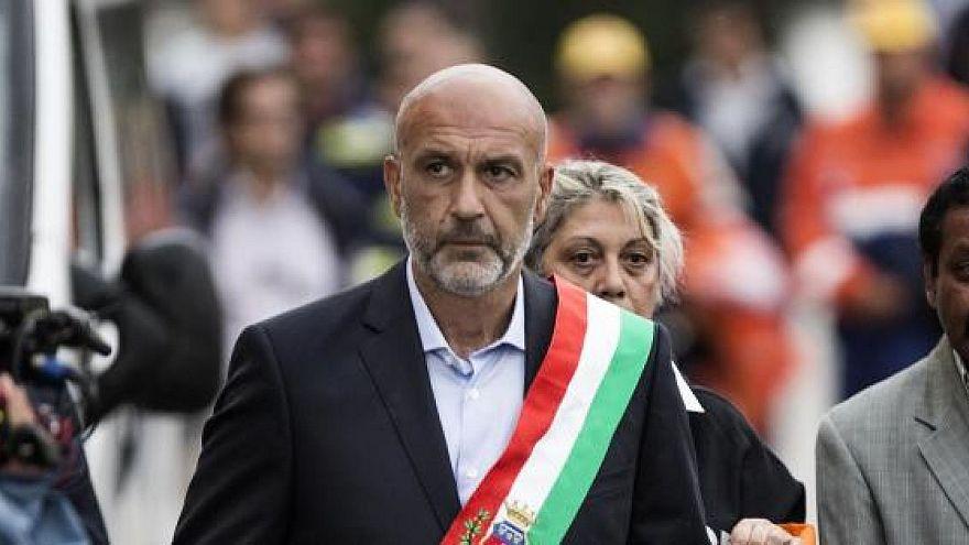 """Pirozzi a Euronews: """"Tasse? Biscotto di Ferragosto"""""""