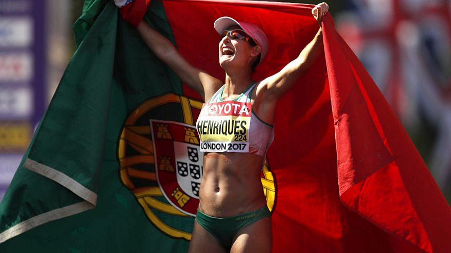 London: Weltrekord bei 50-Kilometer-Premiere