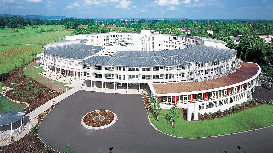 Schoen Clinic in Germany