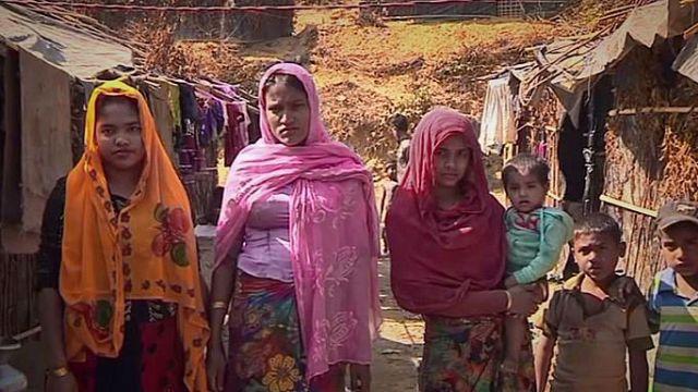 البوذيون يتهمون الأمم المتحدة ووكالات إغاثة بتزويد الروهينغا بمساعدات