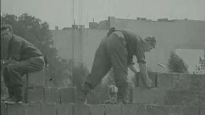 جدار برلين.. رمز الحرب الباردة