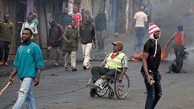 Kenya : violents affrontements entre groupes kikuyu et luo à Nairobi