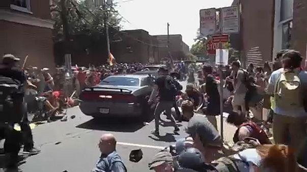 Charlottesville : après l'attaque, la polémique