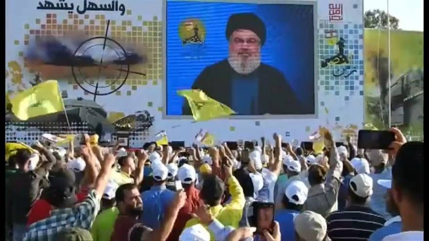 Líder do Hezbollah defende a al-Assad