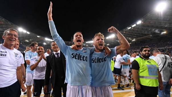 Lazio siegt im Supercup