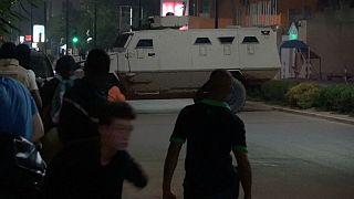 Ataque no Burkina Faso