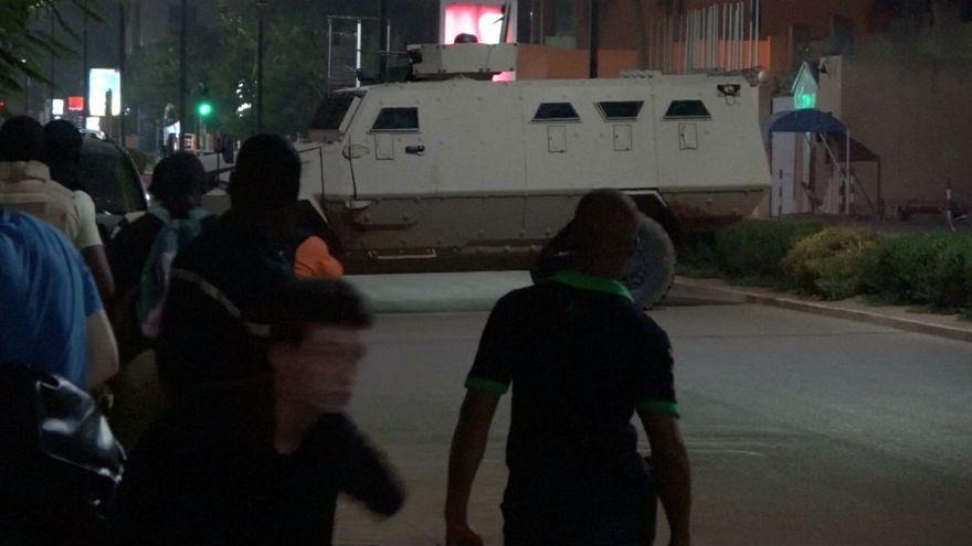 Нападение на ресторан в Уагадугу