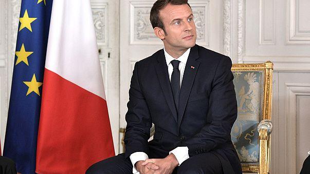 الفرنسيون مستاؤون من ماكرون بعد 100 على اعتلائه كرسي الرئاسة
