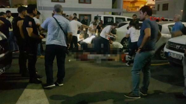 Istanbul policeman killed by ISIL suspect in custody