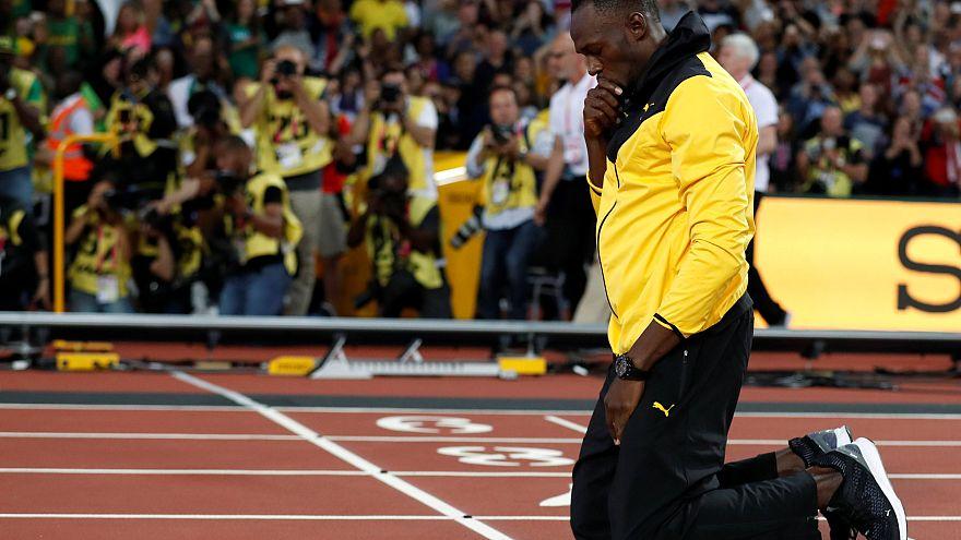 Superstar Usain Bolt beendet seine Karriere