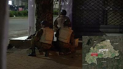 18 dead in attack on Turkish restaurant in Burkina Faso, 2 assailants killed
