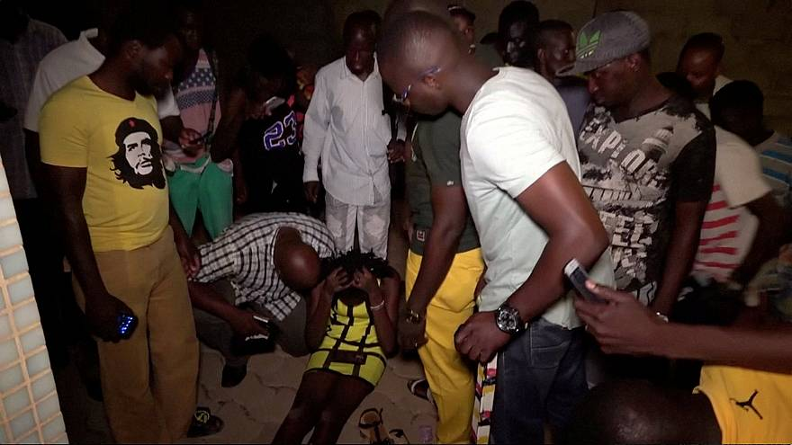 "Burkina Faso ""terror attack"" kills 18 people"