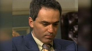 Kasparov makes a comeback - for now