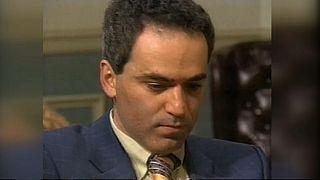 Vuelta fugaz de Kasparov a los tableros en EE.UU.